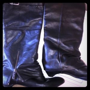 Miss Sixty Shoes - Miss Sixty leather boots!